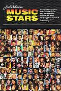Joel Whitburn Presents Music Stars: Brief Bios of Thousands of Pop/Rock/RandB/Hip-Hop/Countr...