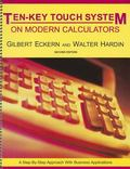 Ten-Key Touch System on Electronic Calculator A Step-By-Step Approach