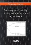 Accuracy and Stability of Numerical Algorithms
