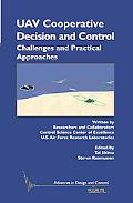 UAV Cooperative Decision and Control: Challenges and Practical Approaches