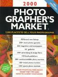 2000 Photographer's Market; 2,000 Places to Sell Your Photographs - Megan Lane - Paperback