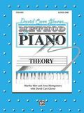 David Carr Glover Method for Piano / Theory / Level 1
