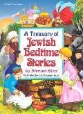 Treasury of Jewish Bedtime Stories