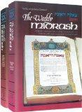 Weekly Midrash Tz'Enah Ur'Enah-The Classic Anthology of Torah Lore and Midrashic Commentary