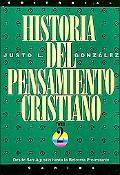 Historia Del Pensamiento Cristiano, Tomos 2 (History of Christian Thought), Vol. 2