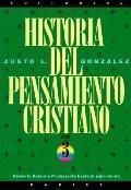 Historia Del Pensamiento Cristiano: Tomos 1, 2 Y 3