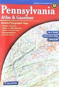 Pennsylvania Atlas and Gazetteer