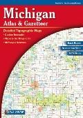 Michigan Atlas and Gazetteer Detailed Maps of the Entire State