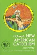 Saint Joseph New American Catechism No. 2 Middle Grade edition
