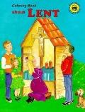 Coloring Book about Lent (St. Joseph Picture Books): (10 books per Pack)