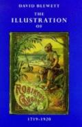 Illustration of Robinson Crusoe, 1719-1920
