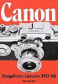 Canon Rangefinder Cameras 1933-68