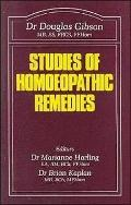 Studies of Homoeopathic Remed