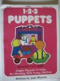 Totline 123 Puppets (1 2 3 Series:  Language Ages 2-6)