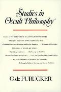 Studies in Occult Philosophy