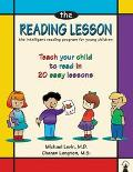 Reading Lesson The Intelligent Reading Program for Young Children  Teach Your Child to Read ...