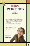 Verbal Percents (Verbal Math Lesson)