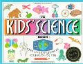 Kids' Science Book Creative Experiences for Hands-On Fun