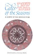 Gates of the Seasons A Guide to the Jewish Year