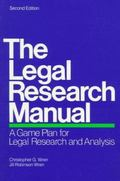Legal Research Manual