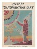 Navajo Sandpainting Art
