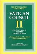 Vatican Council II Constitutions, Decrees, Declarations
