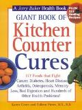 Giant Book of Kitchen Counter Cures:A Jerry Baker Health Book 117 Foods That Fight Cancer Di...