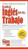 Speak English on the Job -- speak English in seconds