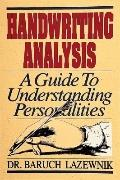 Handwriting Analysis A Guide to Understanding Personalities