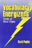 Vocabulary Energizers Stories of Word Origins