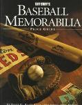 Baseball Memorabilia Price Guide - Tuff Stuff Magazine - Paperback