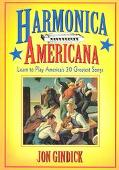 Harmonica Americana Book 2 Cassettes and Harmonica