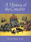 History of the Concerto