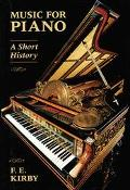 Music for Piano A Short History