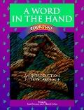Word in the Hand Book 2 An Introduction to Sign Language
