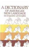 Dictionary of American Sign Language on Linguistic Principles