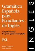 Gramatica Espanola Para Estudiantes De Ingles