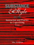 Substance and Style Instruction and Practice in Copyediting