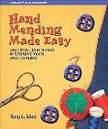 Hand Mending Made Easy