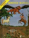 Advanced Dungeons & Dragons: Monster Manual: Special Reference Work: An Alphabetical Compedi...