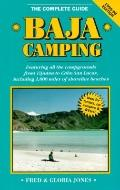 Baja Camping: The Complete Guide - Fred Jones - Paperback