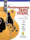 Art of Contemporary Travis Picking How to Play the Alternating-Bass Fingerpicking Style