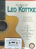 The Music of Leo Kottke, with Cassette: Guitar Tablature Edition