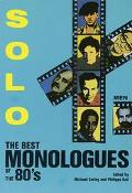 Solo The Best Monologues of the 80S/Men