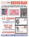 2003 Brookman Stamp Price Guide