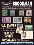 2005 Brookman Stamp Price Guide