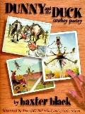 Dunny and the Duck Cowboy Poetry - Baxter Black - Paperback