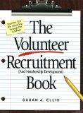Volunteer Recruitment (And Membership Development) Book