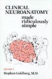 Clinical Neuroanatomy Made Ridiculously Simple (MedMaster Series, 2000 Edition)