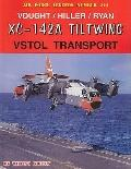 Vought/Hiller/Ryan XC-142A Tiltwing VSTOL transport (Air Force Legends #213)